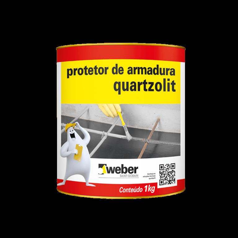 Protetor de Armadura da Quartzolit